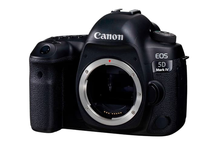 EOS 5D Mark IV Spiegelreflexkamera Body Canon 793424200000 Bild Nr. 1