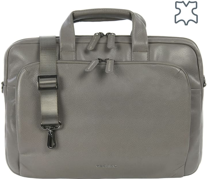 "One Premium Slim - Bag für MacBook Pro 15"" - Grau Tucano 785300132764 Bild Nr. 1"