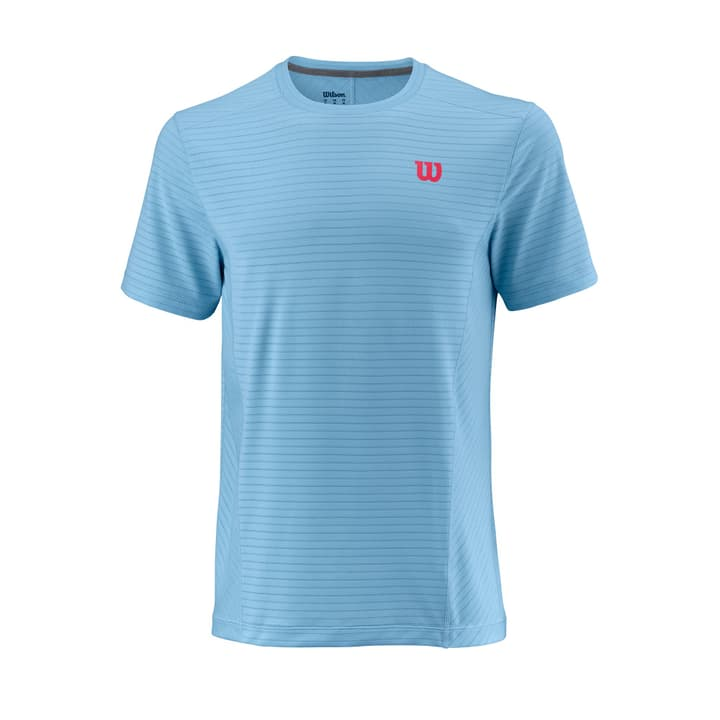 UWII LINEAR CREW Shirt pour homme Wilson 473223000441 Colore blu chiaro Taglie M N. figura 1