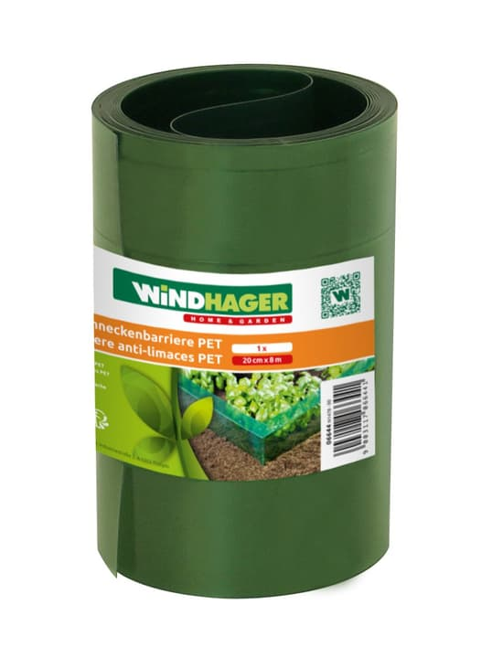 Barriere anti-limace PET, 20cm x 8m Windhager 631285200000 Photo no. 1
