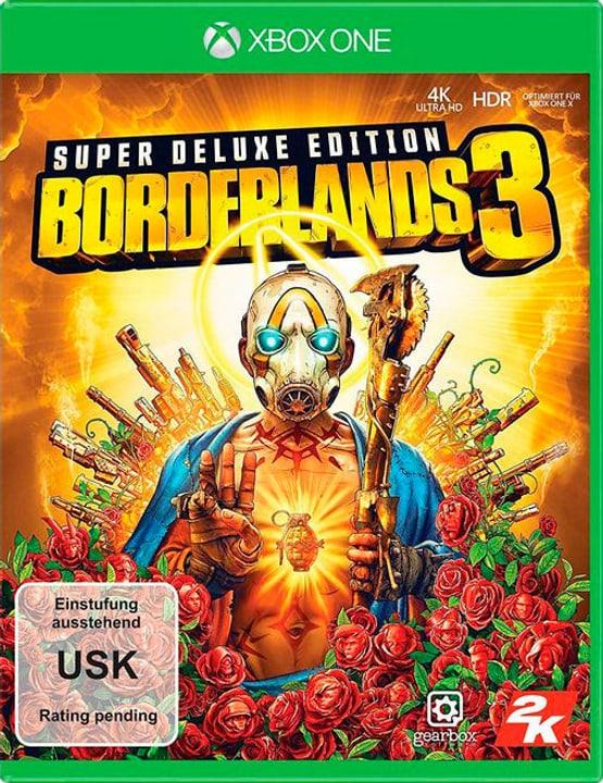 Xbox One - Borderlands 3 Super Deluxe Edition Box 785300146368 Langue Français Plate-forme Microsoft Xbox One Photo no. 1