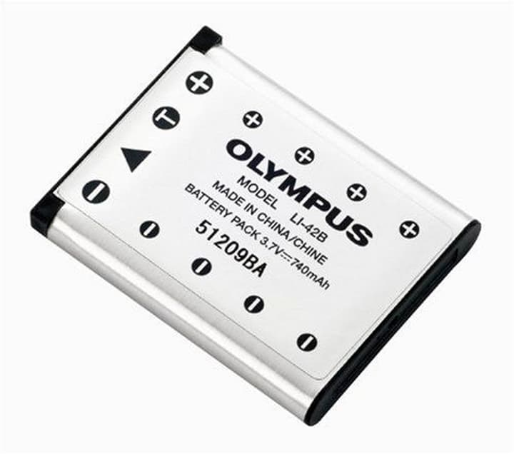LI-42B Li-Batterie 740mAh Olympus 785300125757 Photo no. 1