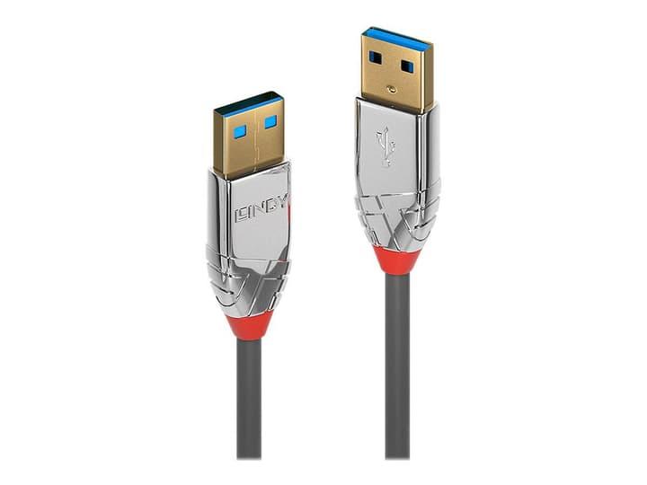 USB 3.0 Typ A Kabel, Cromo Line 5m Kabel LINDY 785300141585 Bild Nr. 1