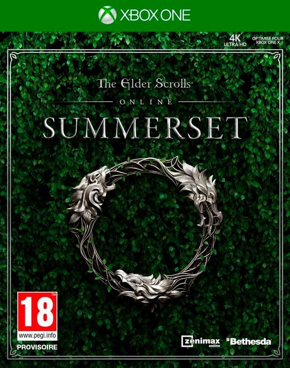 Xbox One - The Elder Scrolls Online - Summerset (F) Physique (Box) 785300135444 Photo no. 1