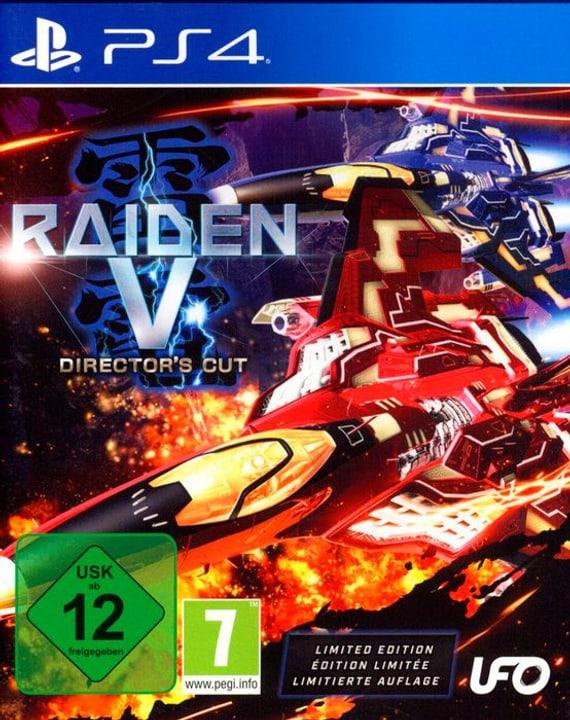 Raiden V: Director's Cut - Limited Edition (PS4) (D) 785300130308 N. figura 1