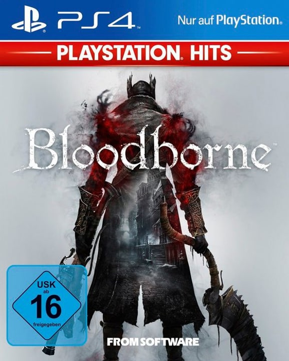 PS4 - PlayStation Hits: Bloodborne Physisch (Box) 785300137758 Bild Nr. 1