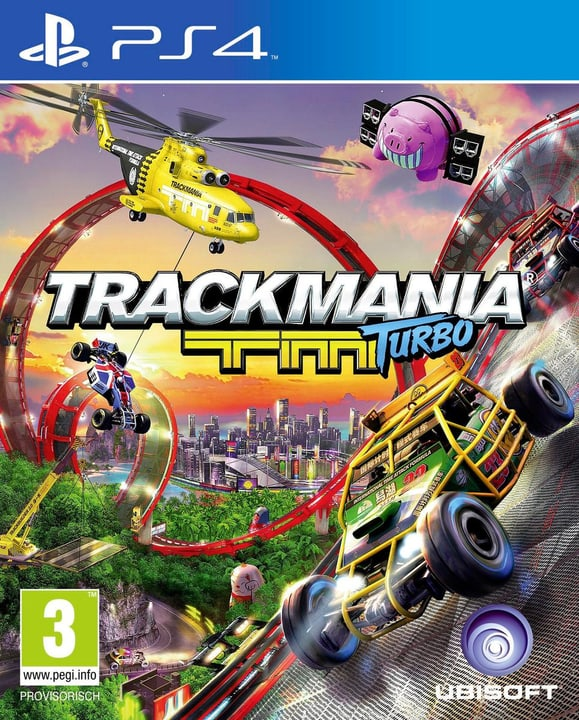 PS4 - Trackmania Turbo 785300120288 N. figura 1