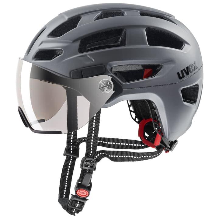 finale visor Bikehelm Uvex 461879156190 Couleur titan Taille 56-60 Photo no. 1