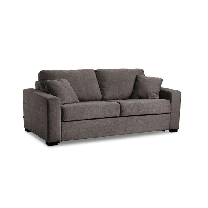 GEORGE Vera canapé-lit à 3 places 360206600000 Dimensions L: 140.0 cm x P: 195.0 cm Couleur Gris foncé Photo no. 1