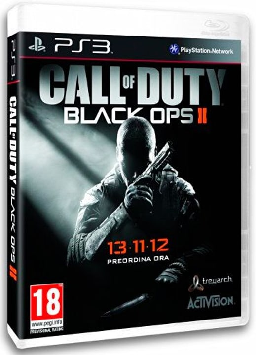 PS3 - Call of Duty: Black Ops 2 Box 785300121570 Photo no. 1
