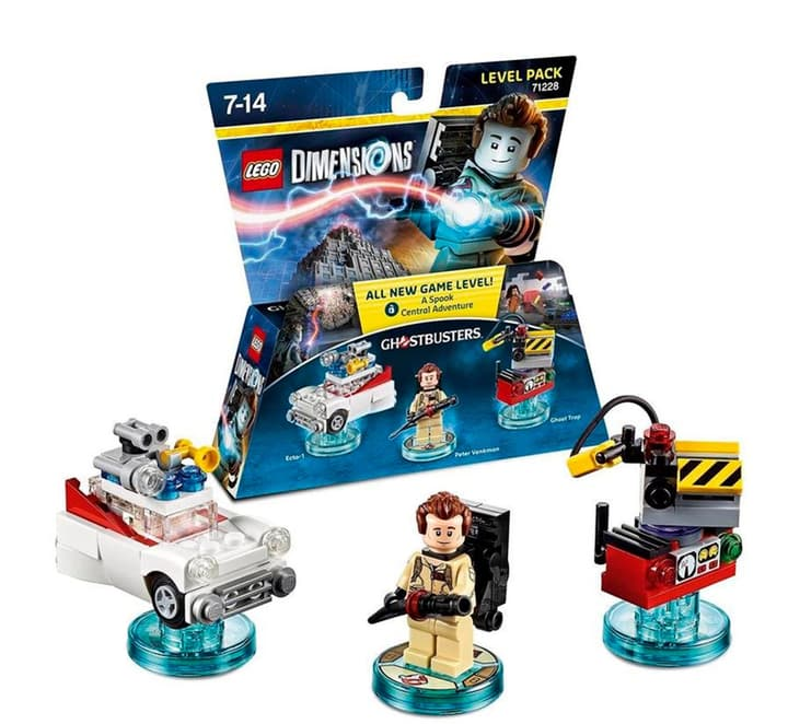 "LEGO Dimension Level Pack ""Ghostbusters"" 785300120650 Bild Nr. 1"