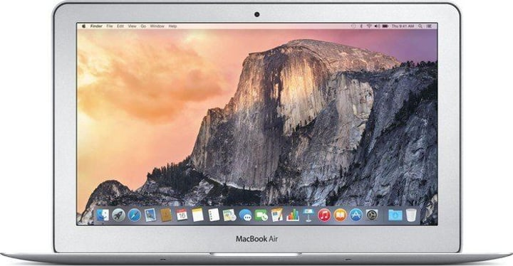 "CTO MacBook Air 2.2GHz i7 11"" 8GB 512GB Apple 79786600000015 Bild Nr. 1"