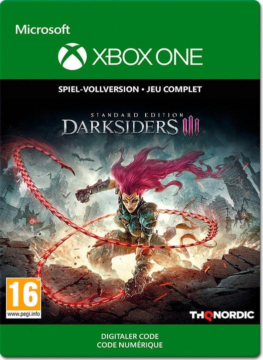 Xbox One - Darksiders III Download (ESD) 785300141400 N. figura 1