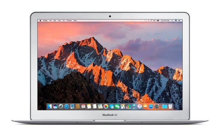 CTO MacBook Air 13'' 2.2GHz i7 8GB 512GBSSD Notebook Apple 79842420000017 Bild Nr. 1