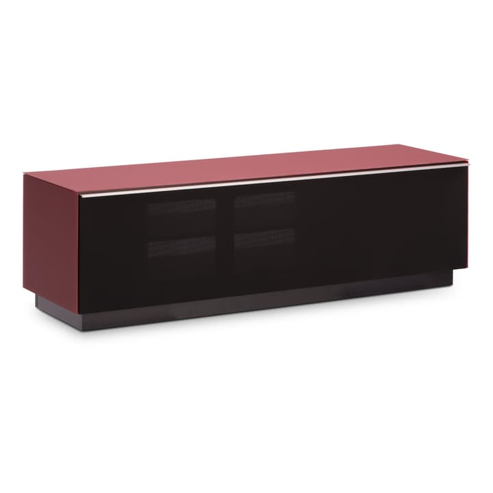 DANA Soundboard 362238100000 Dimensions L: 140.0 cm x P: 42.0 cm x H: 43.0 cm Couleur Rouge framboise Photo no. 1