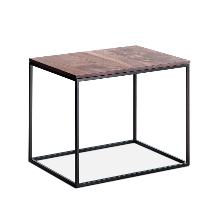 COFFEE table d'appoint 362227400000 Colore Noce Dimensioni L: 40.0 cm x P: 50.0 cm x A: 41.0 cm N. figura 1