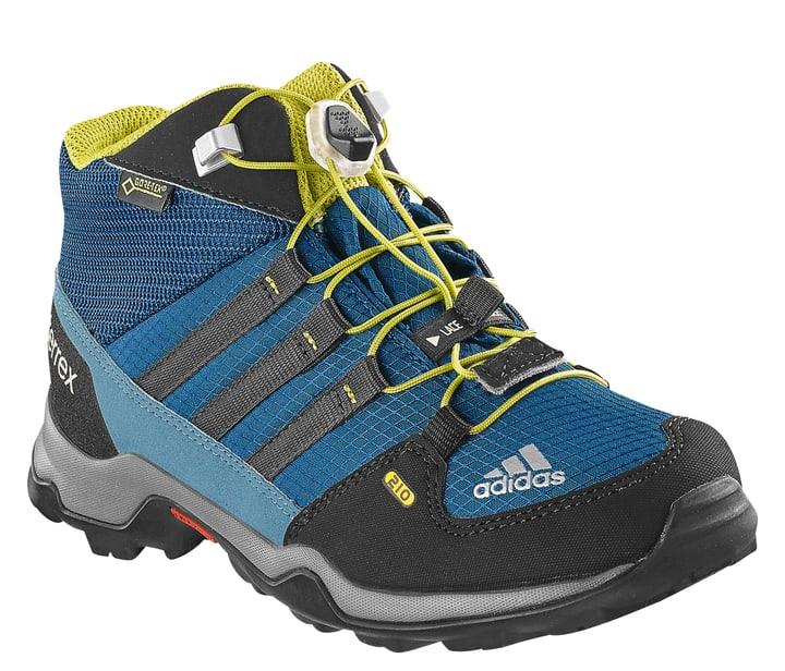Terrex Mid GTX Scarponcino da escursione bambino Adidas 460852739040 Colore blu Taglie 39 N. figura 1