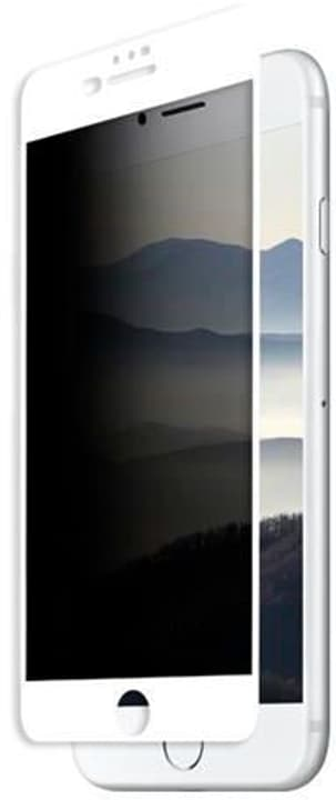 "Display-Glas  ""3D Glass Privacy white"" Protection d'écran Eiger 785300148289 Photo no. 1"