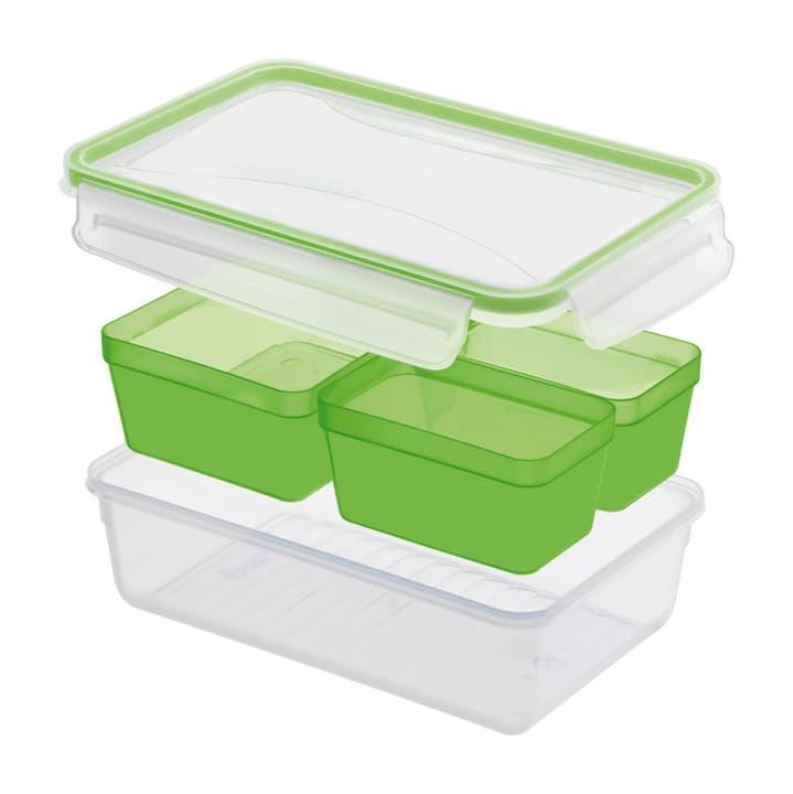 TAKE AWAY Lunchbox 1.5L M-Topline 703706400060 Couleur Vert Dimensions L: 16.0 cm x H: 7.1 cm Photo no. 1