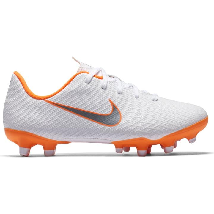 Vapor 12 Academy MG Chaussures de football pour enfant Nike 460673136010 Couleur blanc Taille 36 Photo no. 1