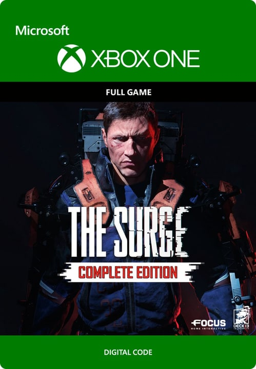 Xbox One - The Surge: Complete Edition Numérique (ESD) 785300135561 Photo no. 1