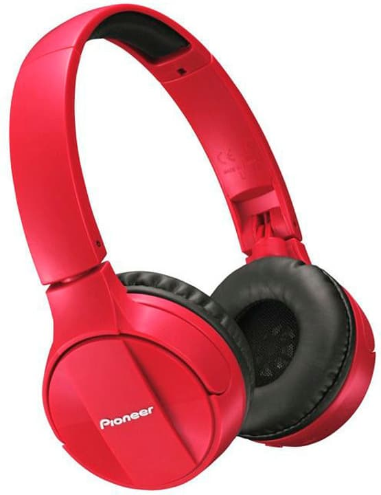SE-MJ553BT-R Cuffia Bluetooth On-Ear rosso Pioneer 785300122787 N. figura 1