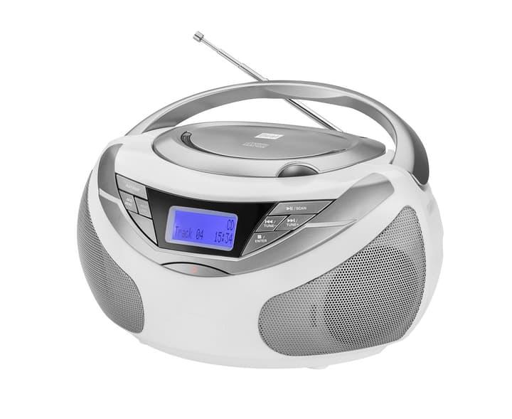 DAB-P 150 - Blanc Radio CD Dual 773117000000 Photo no. 1