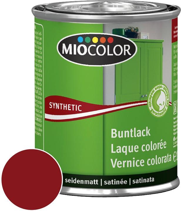 Synthetic Buntlack seidenmatt Weinrot 375 ml Miocolor 661440000000 Inhalt 375.0 ml Farbe Weinrot Bild Nr. 1