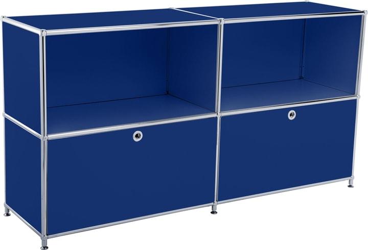 FLEXCUBE Buffet 401814020240 Dimensioni L: 152.5 cm x P: 40.0 cm x A: 80.5 cm Colore Blu N. figura 1