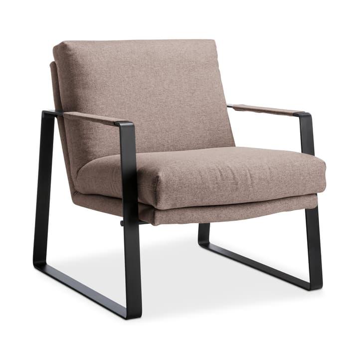 KEN Sessel 360529907088 Grösse B: 71.0 cm x T: 80.0 cm x H: 82.0 cm Farbe Taupe Bild Nr. 1