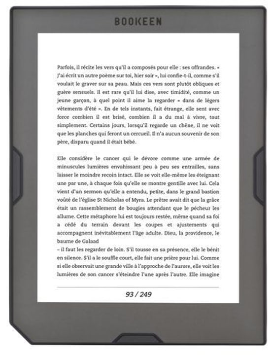 Muse HD eBook-Reader Bookeen 785300137941 Bild Nr. 1