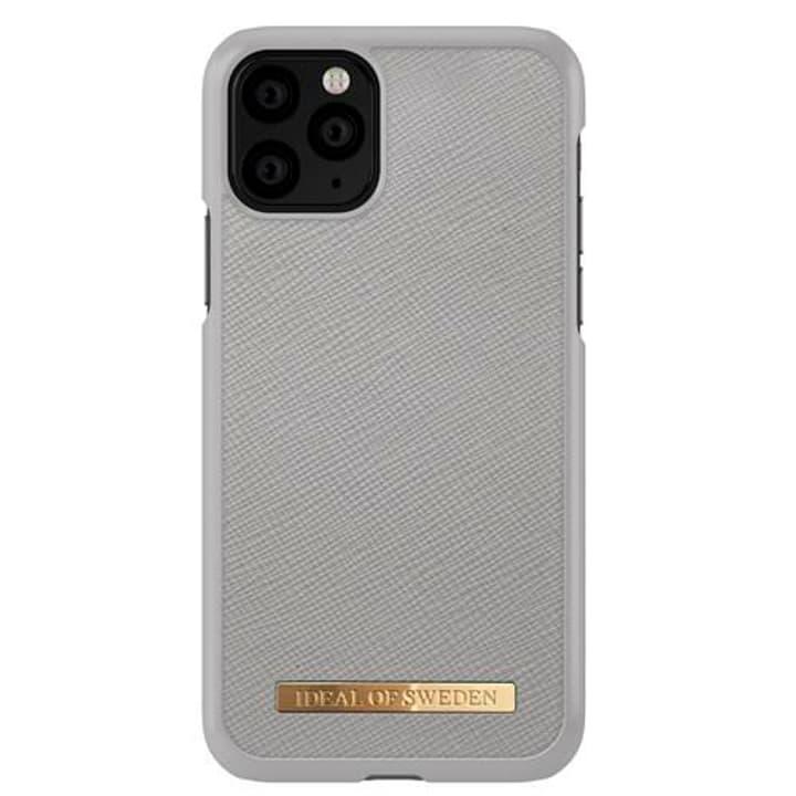 Hard Cover Fashion Case Saffiano light grey Coque iDeal of Sweden 785300147927 Photo no. 1