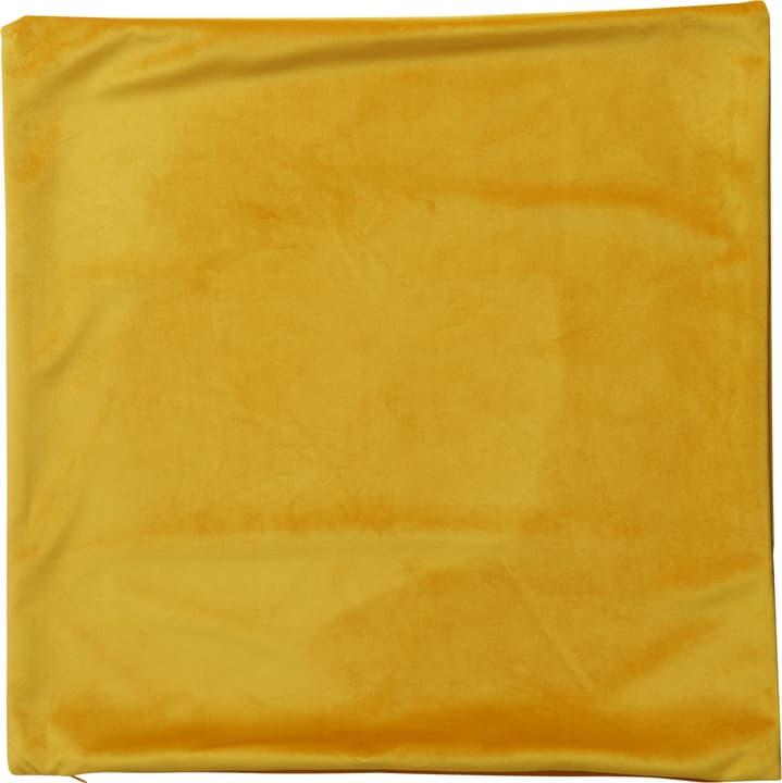 ANGELO Zierkissenhülle 450725140850 Farbe Gelb Grösse B: 45.0 cm x H: 45.0 cm Bild Nr. 1