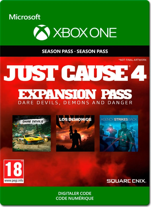 Xbox One - Just Cause 4 - Expansion Pack Download (ESD) 785300141426 N. figura 1