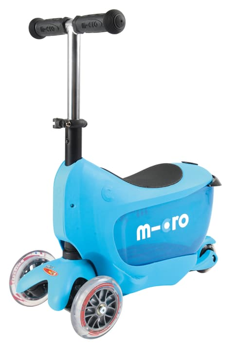 Mini2go Deluxe Scooter Micro 492374700040 Couleur bleu Taille Taille unique Photo no. 1