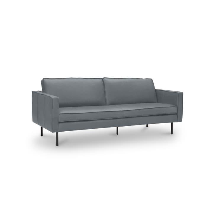 TEXADA II Corrida divano in pelle da 3 posti 360051471005 Dimensioni L: 196.0 cm x P: 95.0 cm x A: 61.0 cm Colore Antracite N. figura 1