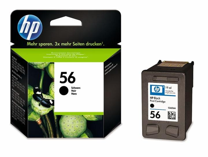 C6656AE cartuccia d'inchiostro 56 black Cartuccia d'inchiostro HP 797422000000 N. figura 1