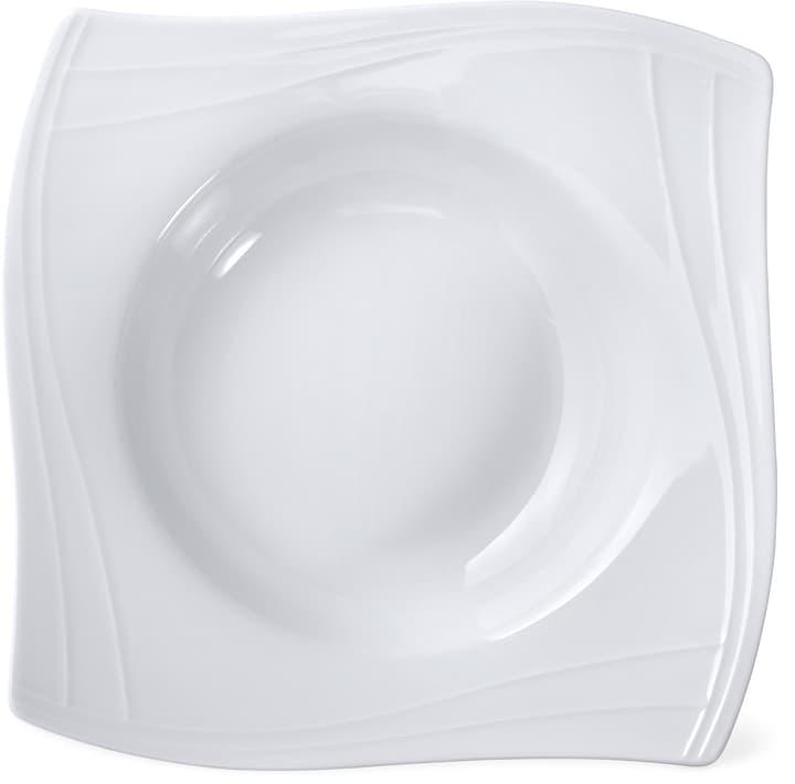 VANITY Piatto per pasta Cucina & Tavola 700158900004 Colore Bianco Dimensioni A: 6.5 cm N. figura 1