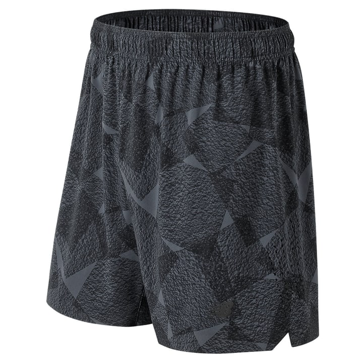 PRINTED SHIFT SHORT Herren-Shorts New Balance 470156300520 Farbe schwarz Grösse L Bild-Nr. 1