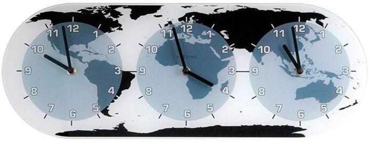 Orologio da parete Mondial 50 x 18,6 x 3,6 Horologe murale NexTime 785300140289 N. figura 1
