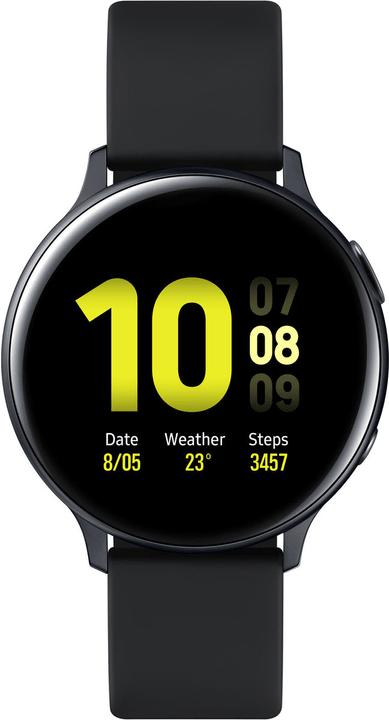 Watch Active 2 Alu 44mm BT noire Smartwatch Samsung 785300146566 Photo no. 1