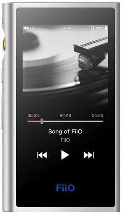 M9 - Silber Hi-Res Player FiiO 785300144734 Bild Nr. 1