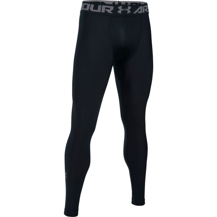 HG 2.0 Legging Leggins pour homme Under Armour 460985700320 Couleur noir Taille S Photo no. 1