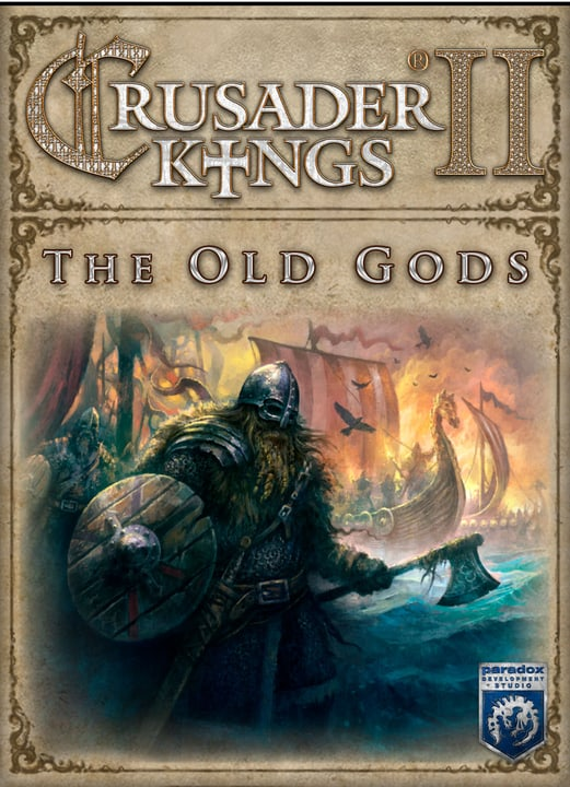 PC/Mac - Crusader Kings II: The Old Gods Numérique (ESD) 785300133360 Photo no. 1