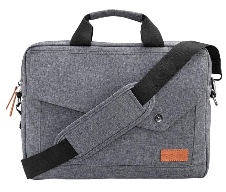 """2-in-1-Tasche für MacBook Air  bis 13,3"""" und iPad bis 9,7"""" Daymond 798214900000 Bild Nr. 1"""