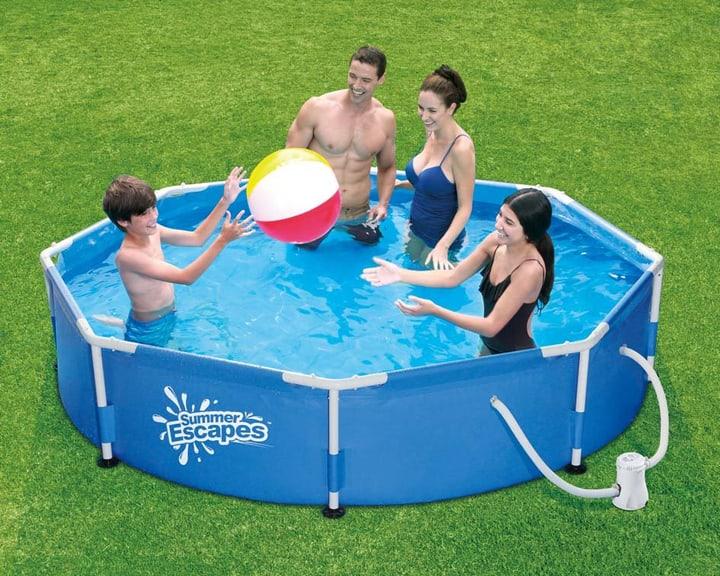 piscine tubulaire summer escapes