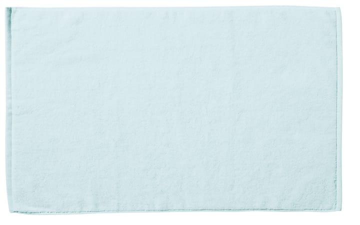 RACIO Tapis en tissu éponge 450859453044 Couleur Turquoise Dimensions L: 50.0 cm x H: 80.0 cm Photo no. 1
