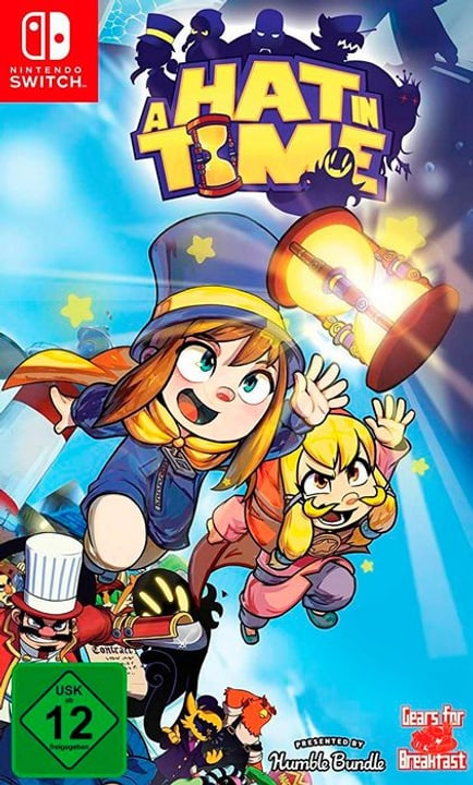 NSW - A Hat in Time Box 785300146875 N. figura 1