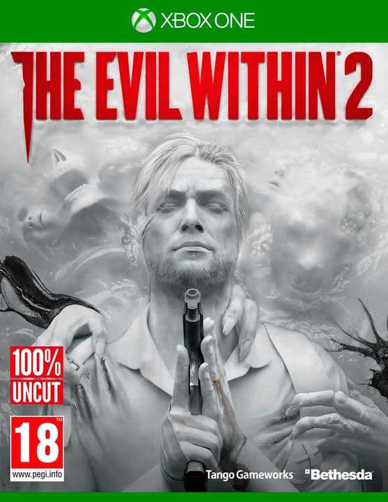 Xbox One - The Evil Within 2 Fisico (Box) 785300129180 N. figura 1