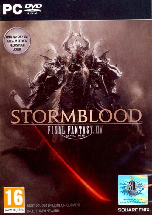 PC - Final Fantasy XIV: Stormblood Box 785300122330 Photo no. 1